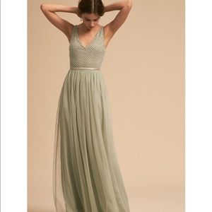 BHLDN Bryce dress  by Adrianna Papell
